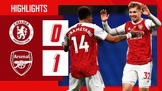 HIGHLIGHTS | Chelsea vs Arsenal (0-1) | Smith Rowe | Premier League