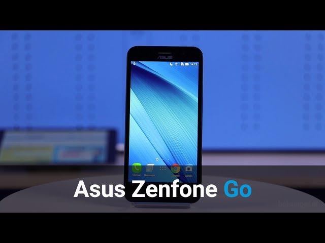Belsimpel-productvideo voor de Asus Zenfone Go (5.0) Black