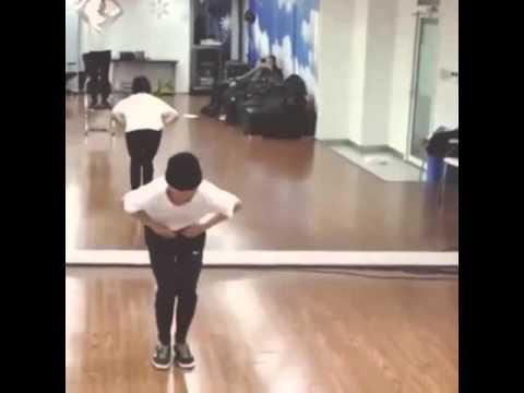 엑소 카이의 춤 실력