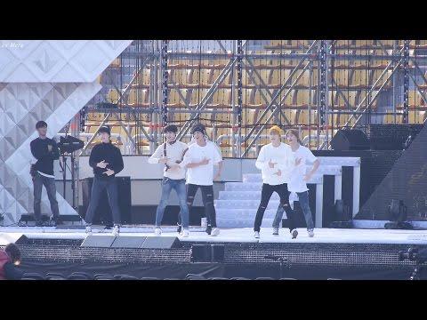 161111 NCT 127 - Once Again 여름 방학 리허설 (Rehearsal) [전체] 직캠 Fancam (제주 열린음악회) by Mera