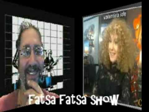 Valentina Iofe Earn Money The Best on Fatsa Fatsa Tv Show (pr) 03