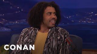"Daveed Diggs On Being An Original ""Hamilton"" Cast Member  - CONAN on TBS"