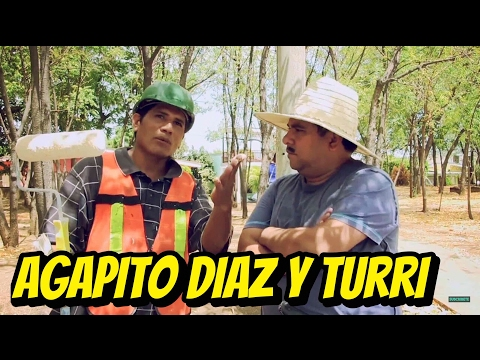 Agapito Diaz  y el Turri | JR INN
