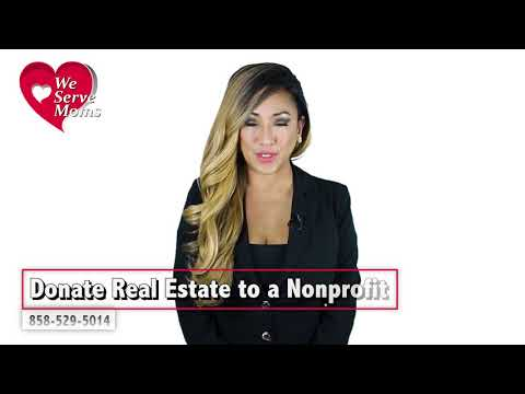 Donate Real Estate to a Nonprofit