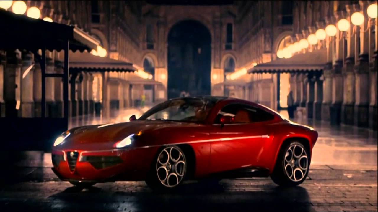 Alfa Romeo Disco Volante >> Top Gear - Alfa Romeo Disco Volante - YouTube
