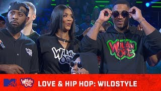'Love & Hip Hop: Atlanta' Cast Pull Up on Nick Cannon | Wild 'N Out | #Wildstyle