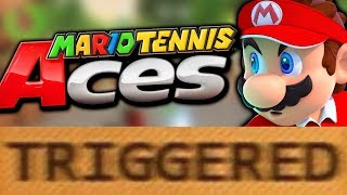 How Mario Tennis Aces TRIGGERS You!