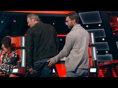 Adam Levine & Blake Shelton (Shevine) | Cutest moments