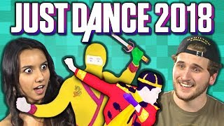 JUST DANCE 2018 #3 (React: Gaming)