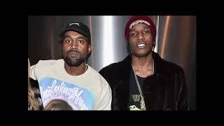 A$AP Rocky x Kanye West freestyle type beat (prod.WeeZ)