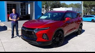 Is the 2019 Chevy Blazer RS a BOOM or BUST?