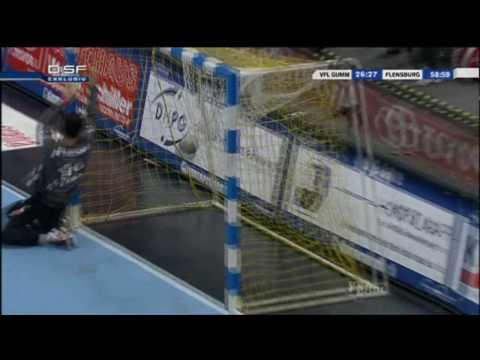 Top 5 Goals: Spieltag 14 der Handball Bundesliga Saison 2009/2010