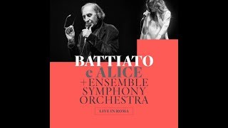 Sentimiento Nuevo - Battiato e Alice + Ensemble Symphony Orchestra