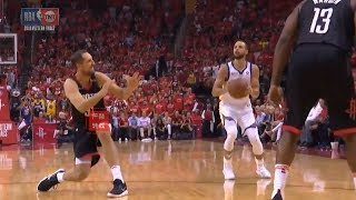 Stephen Curry Turns Into The Rockets Killer And Makes Chris Paul Mental Breakdown!