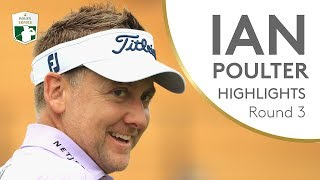 Ian Poulter Highlights | Round 3 | 2018 Italian Open