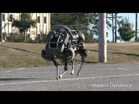 Oto prawdziwy koń mechaniczny!