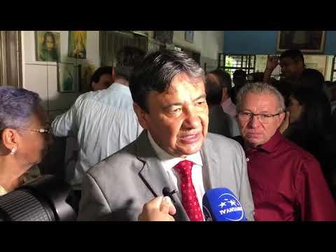 Governador comemora aniversário no Lar da Esperança e anuncia convênios