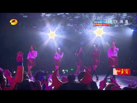 [FULL HD]131231 湖南衛視跨年演唱會 f(x) Cut