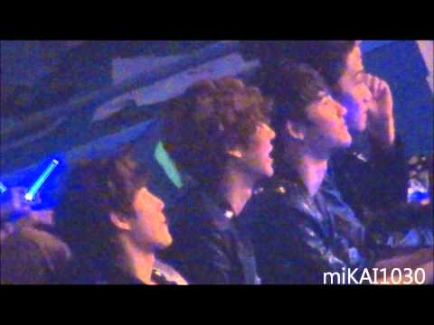 [FANCAM] 120527 EXO-K @ SS4 in SEOUL ENCORE