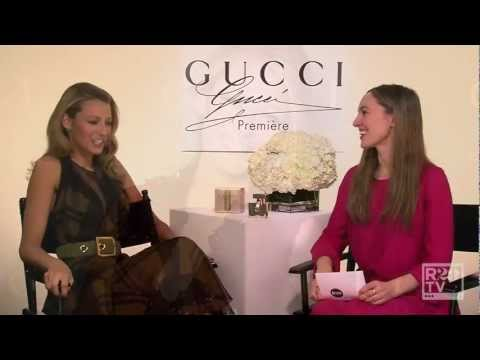 Blake Lively interview on Refinery29 Beauty (02/07/13) - YouTube