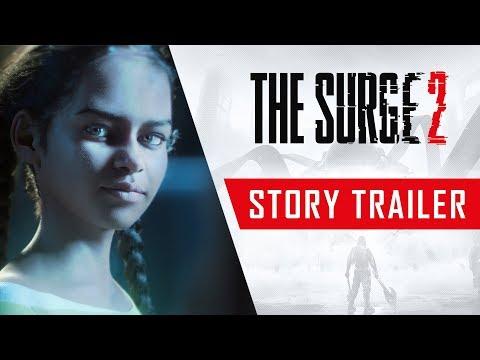 L'histoire derrière The Surge 2