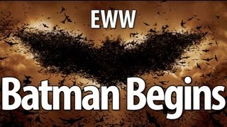 Everything Wrong With Batman Begins In 6 Minutes Or Less