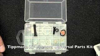 Tippmann X7 Phenom Parts Kit