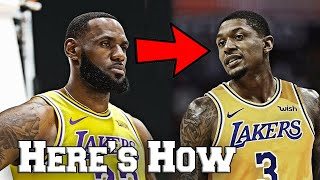 The Real Reason The Lakers Want to Trade For Bradley Beal Ft. Big 3 W/ Anthony Davis & LeBron James!