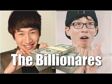 How rich is Lee Kwang Soo and Yoo Jae Suk? Dont be shocked with their Incomes!!!