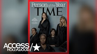 Time Names 'The Silence Breakers' Its 2017 Person Of The Year