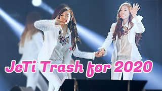 (ENG SUB) SNSD Jessica & Tiffany Final Moments in 2014