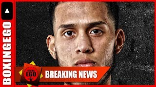 BREAKING NEWS: DAVID BENAVIDEZ ADVERSE VADA DRUG-TESTING - FAIL