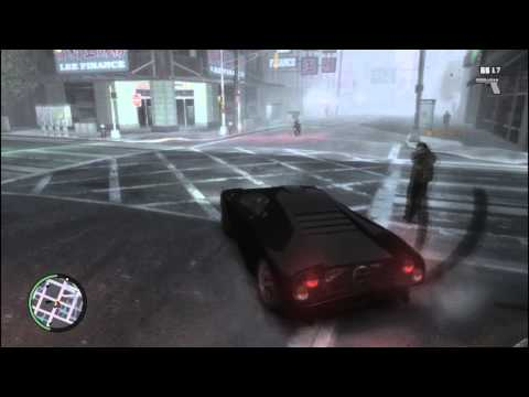Miss Angel's Let's Play - GTA IV - Carmageddon Mod - BALLS TO THE WALL!!