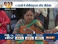 Rajasthan Polls: CM Raje enjoys her meal in Jhalawar village after casting vote