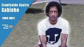 CABINHO, el máximo goleador de toda la historia de la Liga Mexicana (1969-1987)