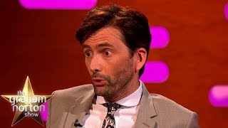 David Tennant's Wife Is The Daughter Of Dr Who! | The Graham Norton Show