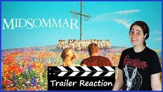 Midsommar (2019) - Official Trailer Reaction