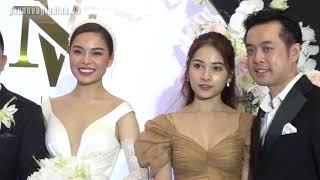 Lam Trường, Gil Lê và dàn sao đi đám cưới sang chảnh của Giang Hồng Ngọc