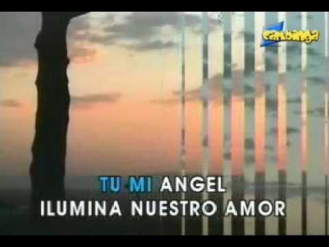 ANGEL- CRISTIAN CASTRO(karaoke)