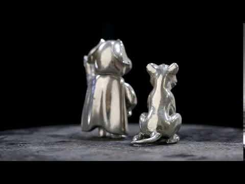 Buckingham Pewter - Figurines