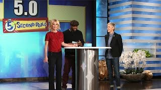 5 Second Rule with Julie Bowen