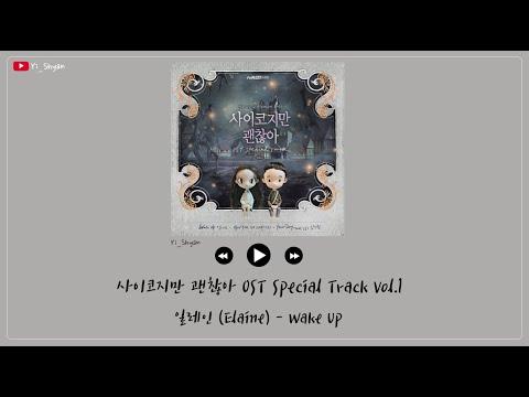 [英繁中字] Elaine(일레인) - Wake Up - 雖然是精神病但沒關係 OST Special Track Vol.1