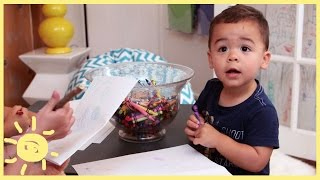 TIPS | 5 Ideas for a Kid Friendly Office!