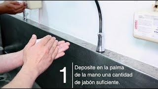 Campaña lavado de manos