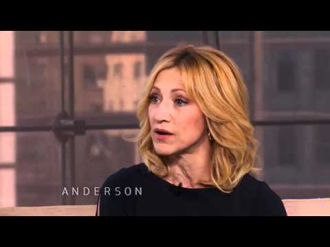 Edie Falco Talks Adoption - YouTube