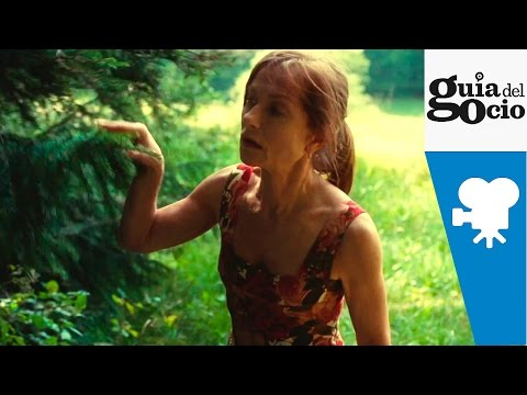El porvenir ( L'avenir ) - Trailer español