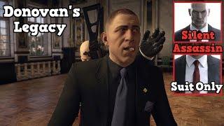 HITMAN Donovan's Legacy Trending Contract Silent Assassin, Suit Only