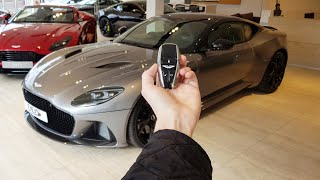 2019 Aston Martin DBS Superleggera: In-Depth Exterior and Interior Tour + Exhaust!