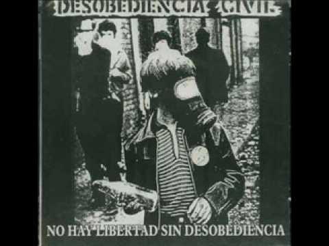 Desobediencia Civil - No mas llanto.