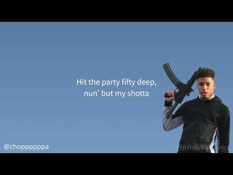 NLE Choppa - Shotta Flow (Lyrics)